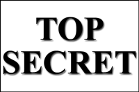 image says top secret
