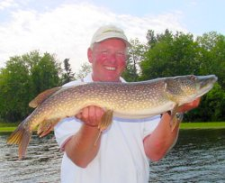 Northern Pike, Jeff Sundin 7-12-06