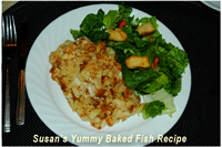 image links to baked fish recipe