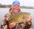 Jeff Sundin, Smallmouth Bass