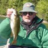 Smallmouth Bass, Bud Freeman 9-10-06