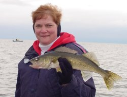 Walleye Jane Sundin 5-13-06