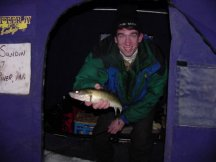 Walleye Matt Mattson