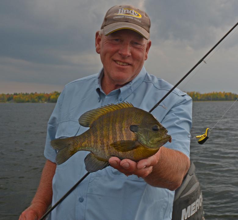 Jeff sundin fishing report autos post for Lake winnie fishing report