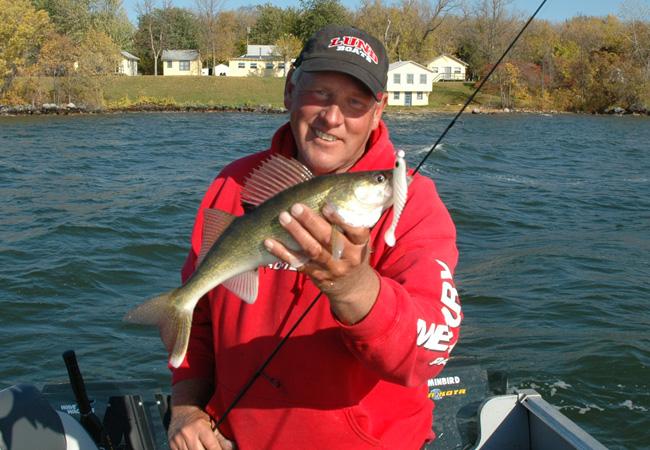 Leech lake fishing report jeff sundin all about fishing for Minnesota fishing reports